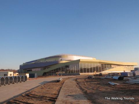 UNO's new hockey arena