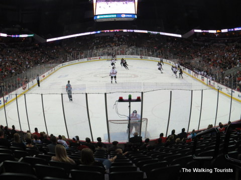 UNO Hockey at CenturyLink Center