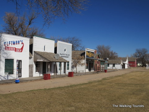 1890's town is a living history museum