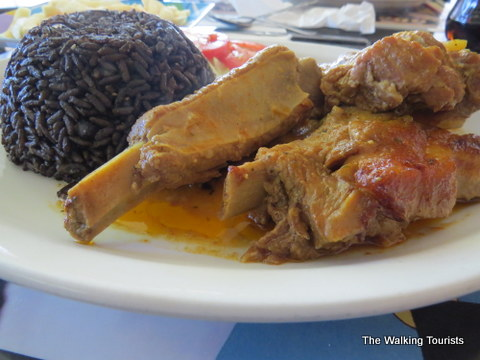 Cuban pork dish at La Milagrosa in Grand Island