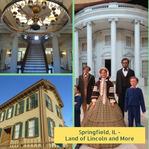 May Midwest Travel Twitter Chat featuring Springfield, Illinois – #MWTravel