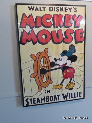 Disney Museum highlights Walt's life in Marceline, Missouri