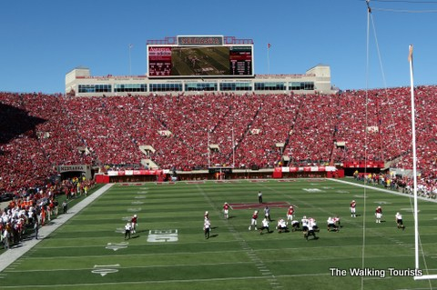 Husker Football in Nebraska