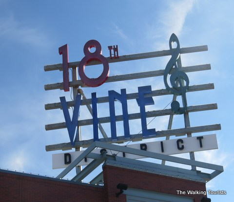 18th and Vine District in Kansas City
