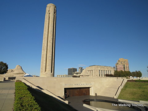 Liberty Tower at National World War I Museum