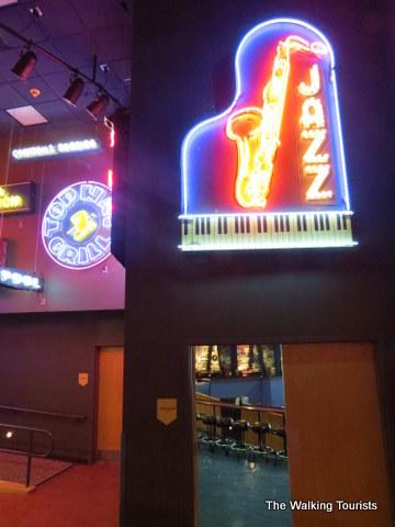 Kansas City Jazz Museum Blue Room