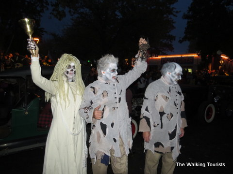 Halloween Haunt at Worlds of Fun