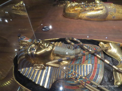 King Tut exhibit at Union Station