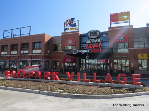 St. Louis Ballpark Village is great place for sports and other fun