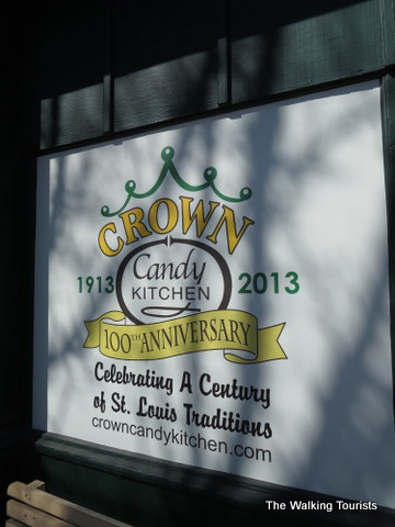 Great food, homemade ice cream and chocolates entice diners at St. Louis' Crown Candy Kitchen