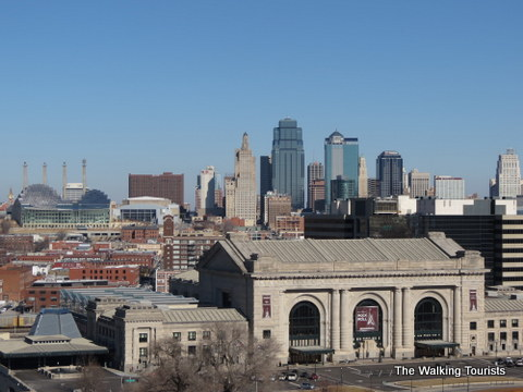 View of downtown Kansas City