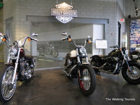 Harley Davidson Factory Tour in Kansas City