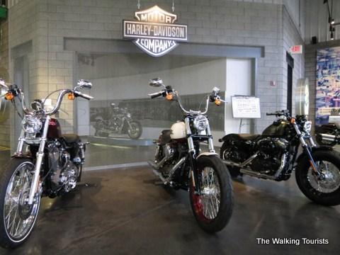 Harley Davidson Factory Tour in Kansas City