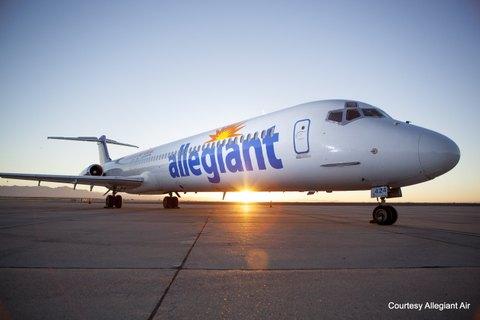 Allegiant MD 80