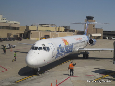 Allegiant Air S Direct Flight Savings Outweigh Delays