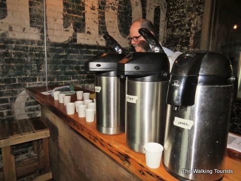 Omaha Caffeine Crawl