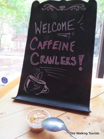 Omaha Caffeine Crawl brews up fun