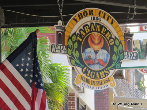 Tampa's Ybor City is a look into history, culture