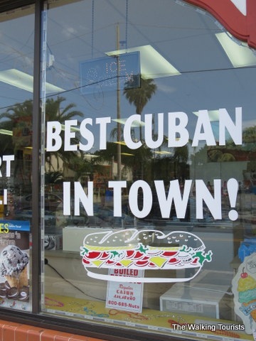 Claim for the best cuban in town can be found in Ybor City