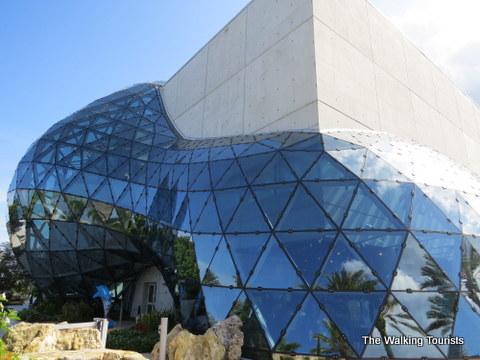 Dali Museum in Tampa, Florida