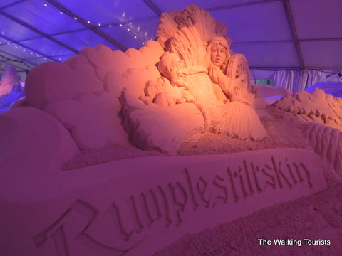 Clearwater Beach's Sugar Sand Festival carves up fantastic sand art