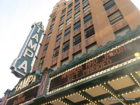 Tampa Theater on INFOCUS photo tour