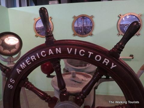 American Victory ship