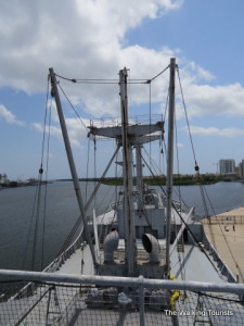 Tampa American Victory Ship tour gives look at World War II support