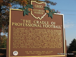 Pro Football Hall of Fame great way to kick off NFL season