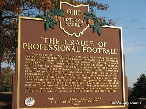 Pro Football Hall of Fame great way to kick off NFL season