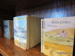 Visit Red Cloud, Nebraska, and see Willa Cather history and more