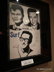 Clear Lake keeps memories alive of music stars with Surf Ballroom and public memorial