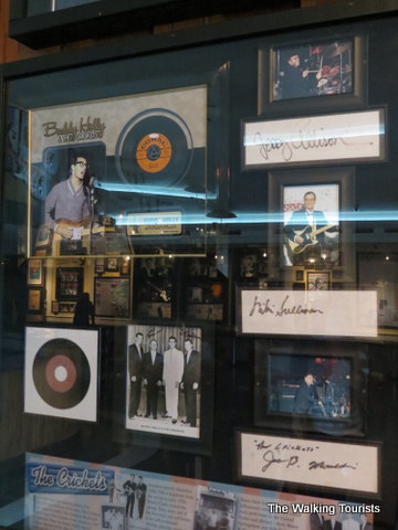 Buddy Holly played a lot of his hits at the Surf Ballroom in Clear Lake, IA