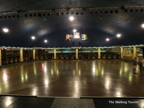 WInter Dance Party held at the Surf Ballroom in Clear Lake, IA