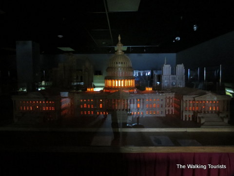 The Capitol building is built out of Matchsticks in Gladbrook, Iowa