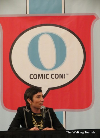 O Comic Con: Actor panels add to festival experience