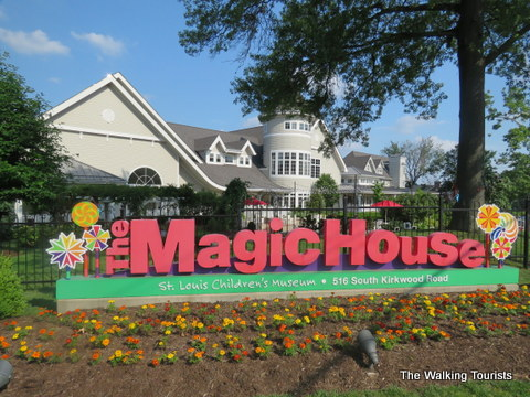 The Magic House Is A Fun Children S Museum In St Louis