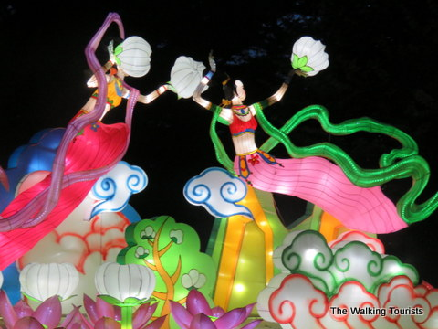 Flower Fairies at Missouri Botanical Gardens
