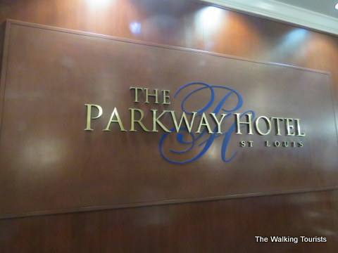 The Parkway Hotel offers central location for St. Louis visits