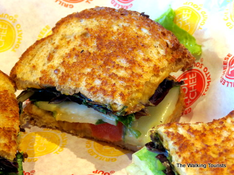 Hippie Chee at Tom+Chee