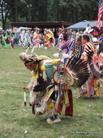 Winnebago powwow