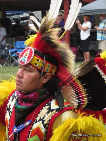 Winnebago powwow: Fun time mixing history, dance and food
