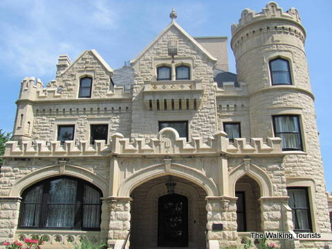 Joslyn Castle is Omaha's bid for royalty