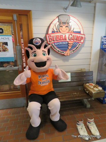 Bubba Gump at Mall of America
