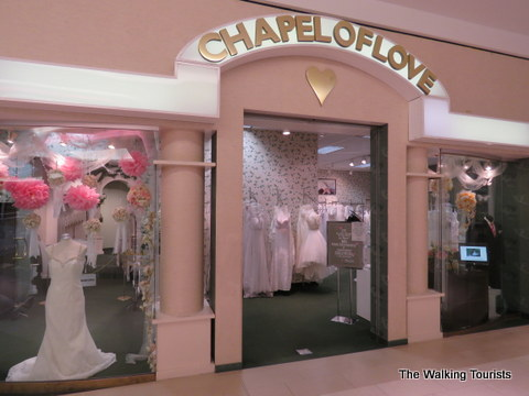 Chapel of Love at Mall of America