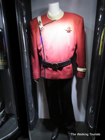 Star Trek: The Exhibition boldly leads us to the Mall of America