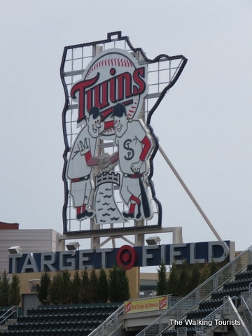 Target Field provides Minnesota Twins a beautiful stadium