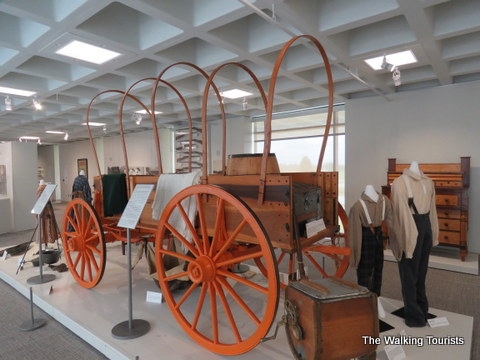 Stuhr Museum's renovated main building, Railroad Town make for informative, fun visit