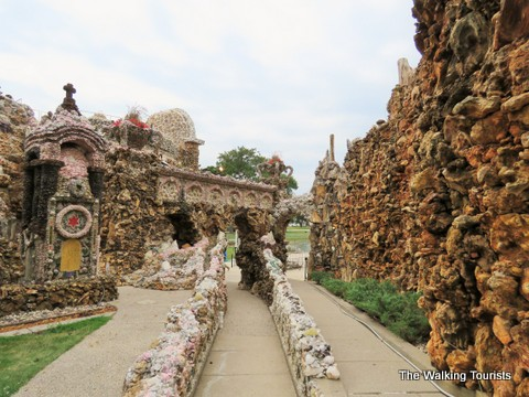Grotto of the Redemption is worth the drive to West Bend, Iowa
