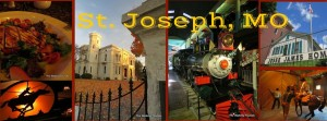September Midwest Twitter Chat – Featuring St. Joseph, MO #MWTravel